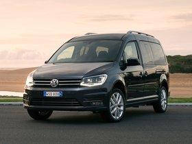 Ver foto 7 de Volkswagen Caddy Maxi Comfortline Australia 2015