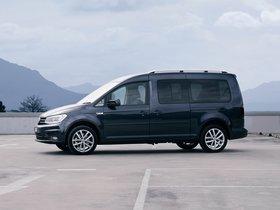 Ver foto 4 de Volkswagen Caddy Maxi Comfortline Australia 2015