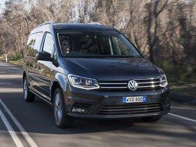 Ver foto 2 de Volkswagen Caddy Maxi Comfortline Australia 2015