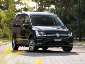 Ver foto 1 de Volkswagen Caddy Maxi Comfortline Australia 2015