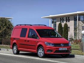 Ver foto 4 de Volkswagen Caddy Maxi Crew Bus 2015
