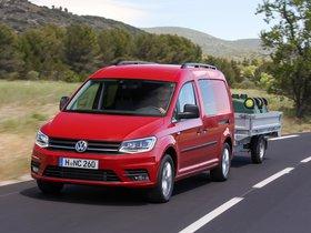 Ver foto 3 de Volkswagen Caddy Maxi Crew Bus 2015