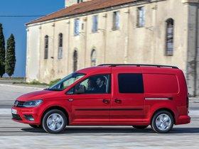 Ver foto 2 de Volkswagen Caddy Maxi Crew Bus 2015