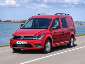 Fotos de Volkswagen Caddy Maxi Crew Bus 2015