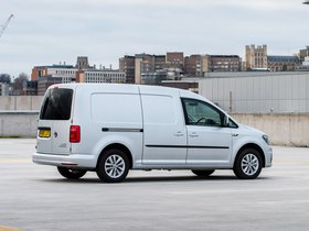 Ver foto 4 de Volkswagen Caddy Maxi Kasten Highline UK 2015