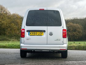 Ver foto 12 de Volkswagen Caddy Maxi Kasten Highline UK 2015