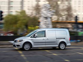 Ver foto 10 de Volkswagen Caddy Maxi Kasten Highline UK 2015