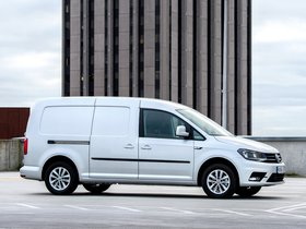 Ver foto 9 de Volkswagen Caddy Maxi Kasten Highline UK 2015