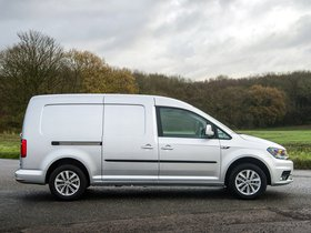 Ver foto 8 de Volkswagen Caddy Maxi Kasten Highline UK 2015