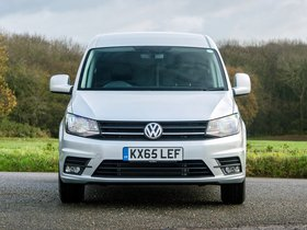 Ver foto 6 de Volkswagen Caddy Maxi Kasten Highline UK 2015