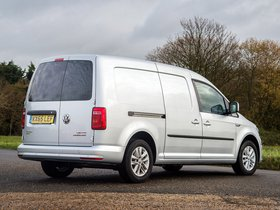 Ver foto 5 de Volkswagen Caddy Maxi Kasten Highline UK 2015