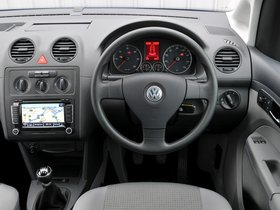 Ver foto 7 de Volkswagen Caddy Maxi Life UK 2007