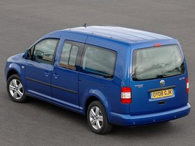 Ver foto 3 de Volkswagen Caddy Maxi Life UK 2007
