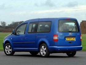Ver foto 2 de Volkswagen Caddy Maxi Life UK 2007