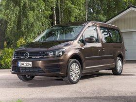 Ver foto 2 de Volkswagen Caddy Maxi Trendline 2016