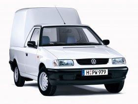 Ver foto 3 de Volkswagen Caddy Type 9U 1996