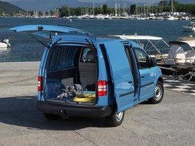 Ver foto 14 de Volkswagen Caddy Van 2010
