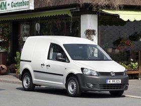 Ver foto 8 de Volkswagen Caddy Van 2010
