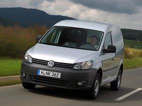 Ver foto 2 de Volkswagen Caddy Van 2010