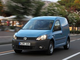 Fotos de Volkswagen Caddy Van 2010