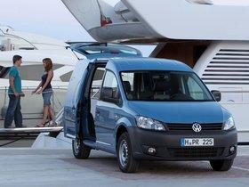 Ver foto 18 de Volkswagen Caddy Van 2010