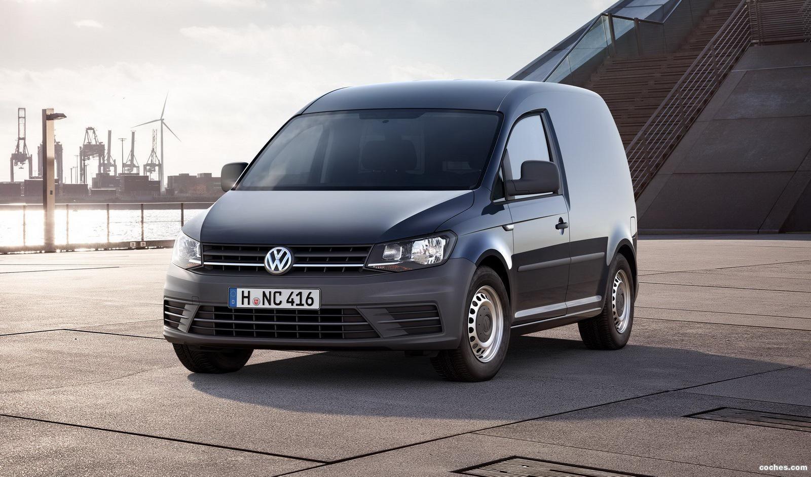 Foto 0 de Volkswagen Caddy 2015