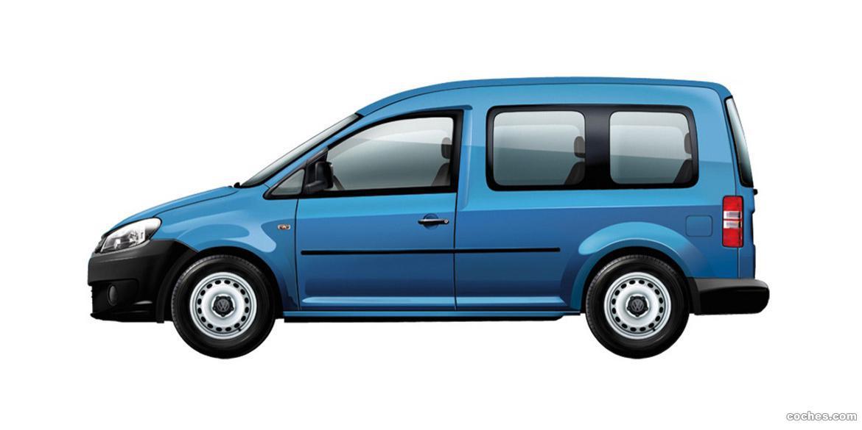 Foto 0 de Volkswagen Caddy Combi 2010