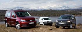 Ver foto 16 de Volkswagen Caddy Combi 2010