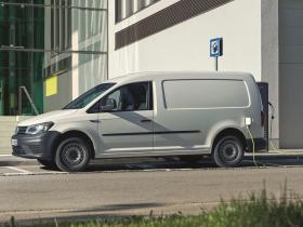 Volkswagen Caddy E- Furgón Maxi