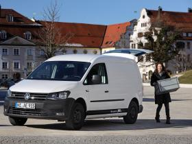 Ver foto 5 de Volkswagen e-Caddy Maxi Furgon 2020