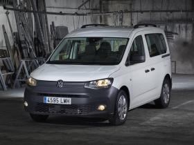 Volkswagen Caddy 1.5tsi Kombi 84kw