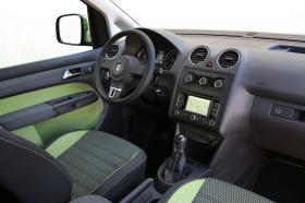 Ver foto 3 de Volkswagen Caddy Combi 2010