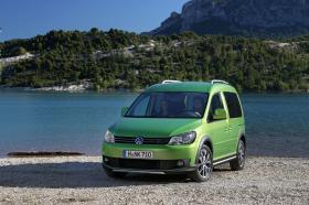 Ver foto 6 de Volkswagen Caddy Combi 2010