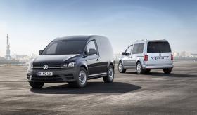 Ver foto 4 de Volkswagen Caddy Furgon 2015