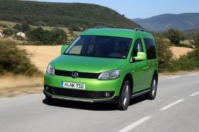 Ver foto 7 de Volkswagen Caddy Combi 2010