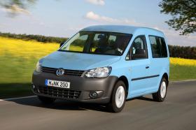 Ver foto 8 de Volkswagen Caddy Combi 2010