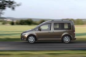 Ver foto 13 de Volkswagen Caddy Combi 2010
