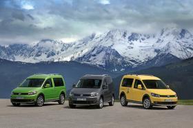 Ver foto 4 de Volkswagen Caddy Combi 2010