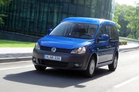 Ver foto 12 de Volkswagen Caddy Combi 2010