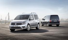 Ver foto 11 de Volkswagen Caddy Combi 2015