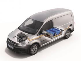 Ver foto 4 de Volkswagen e-Caddy Maxi Furgon 2020