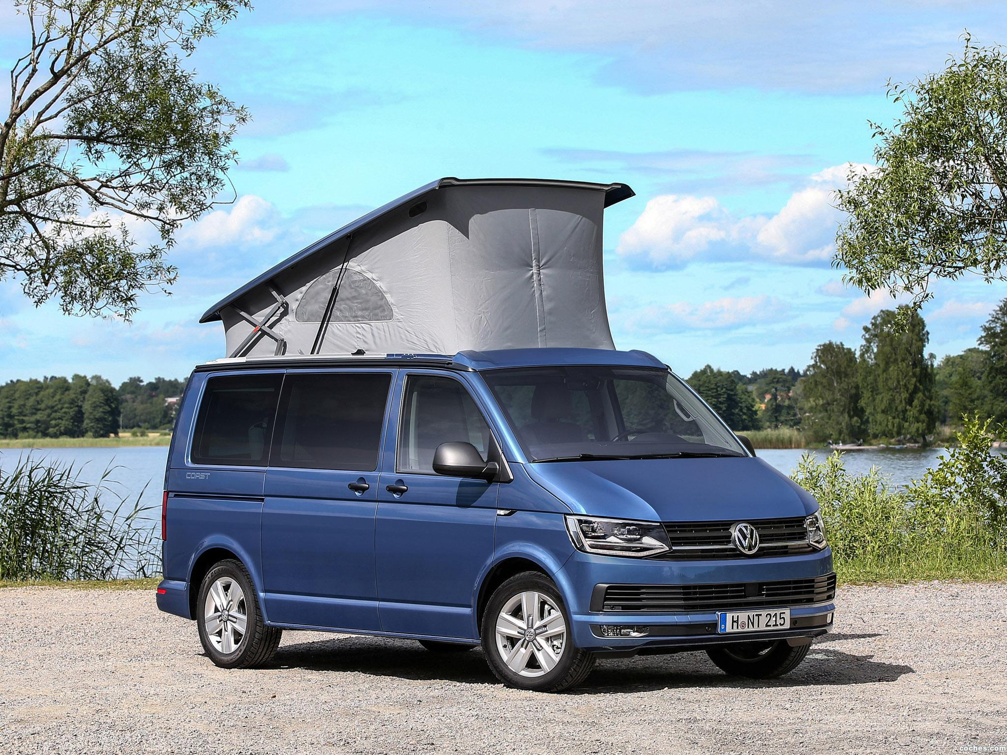 fotos de volkswagen california t6 2015 foto 12. Black Bedroom Furniture Sets. Home Design Ideas