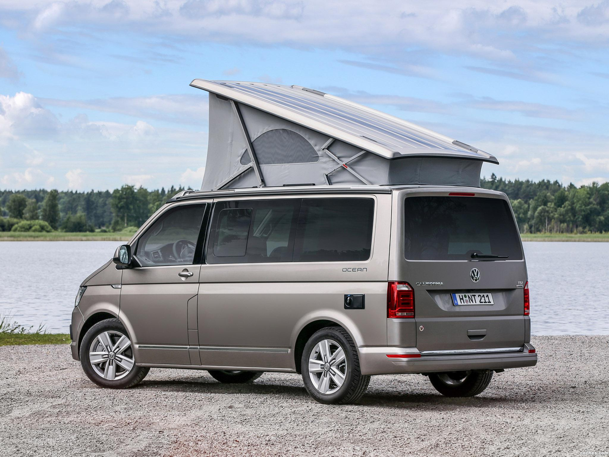 fotos de volkswagen california t6 2015 foto 6. Black Bedroom Furniture Sets. Home Design Ideas