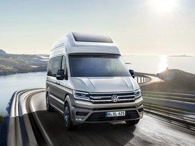 Ver foto 3 de Volkswagen California XXL Concept  2017