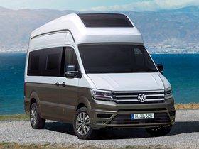 Fotos de Volkswagen California XXL Concept  2017