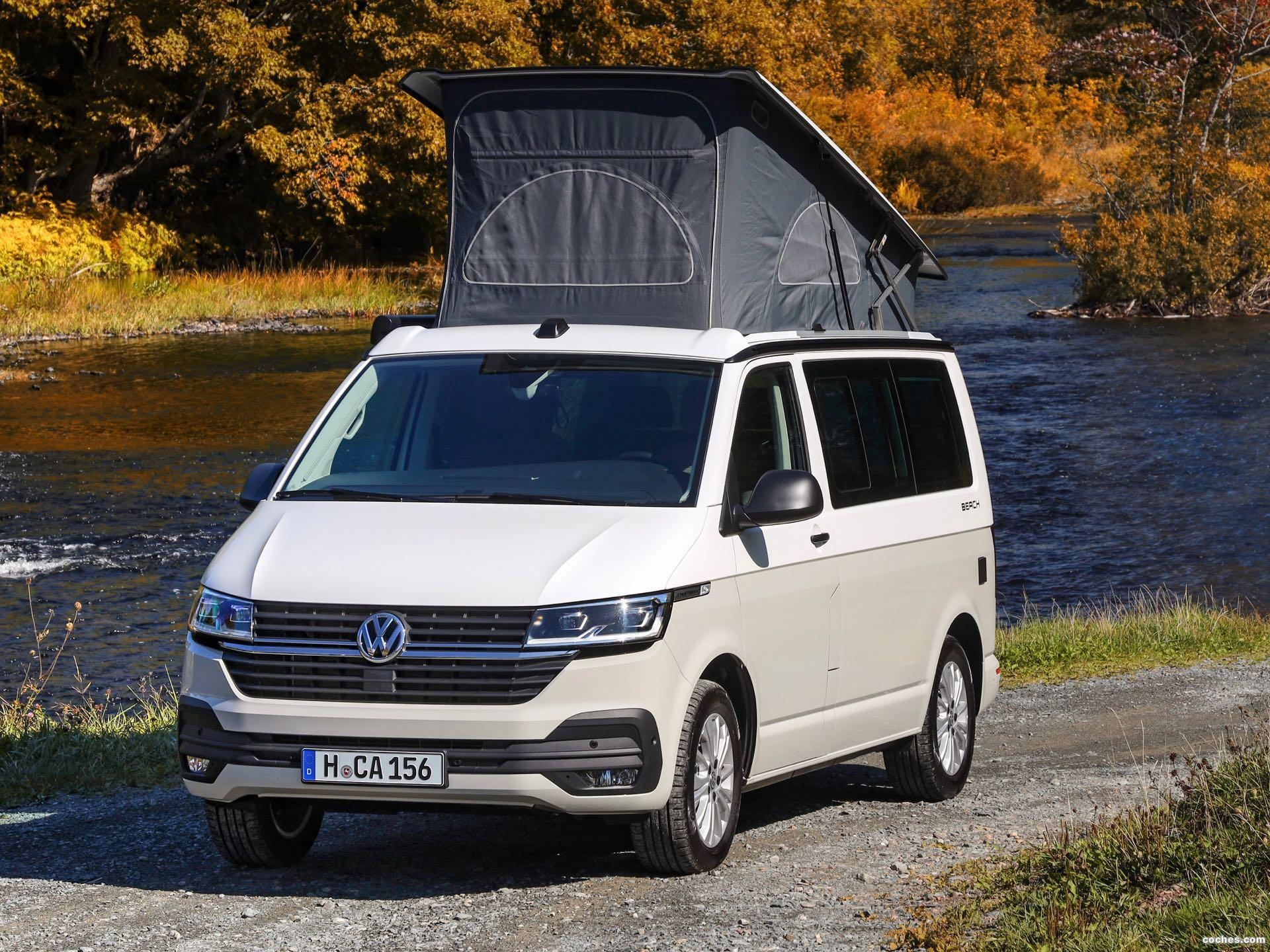 Foto 0 de Volkswagen California Beach 2020