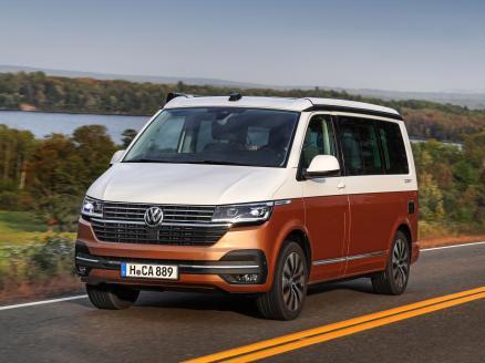 Volkswagen California 2.0tdi Bmt Beach Camper Dsg 110kw