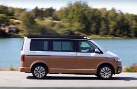 Ver foto 12 de Volkswagen California Ocean 2020