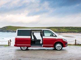 Ver foto 3 de Volkswagen Caravelle Generation Six UK 2015