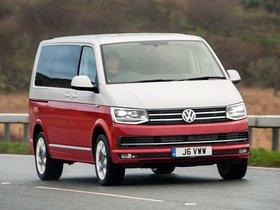 Ver foto 10 de Volkswagen Caravelle Generation Six UK 2015